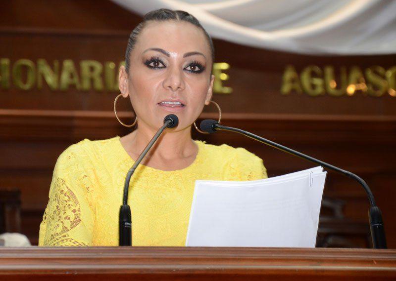¡La priísta Citlalli Rodríguez la tercera diputada más millonaria de Aguascalientes!