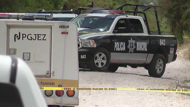 ¡Hallaron muerto a un hombre sin orejas y sin miembro en Juan Aldama, Zacatecas!