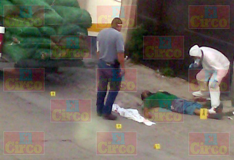 ¡Un gobierno incapaz, inseguro y bañado en sangre el de Alejandro Tello: 15 Ejecutados en 48 horas!