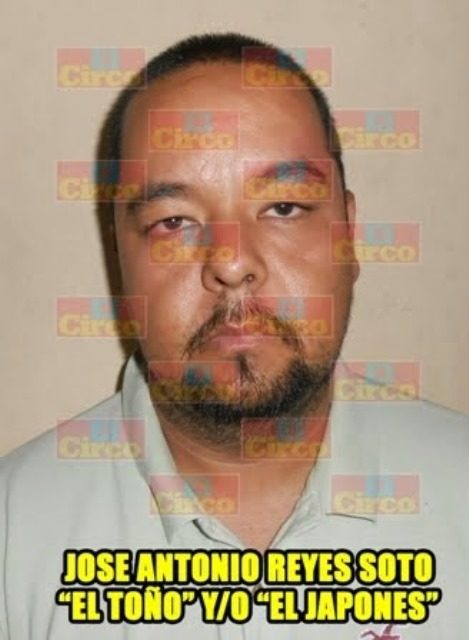 ¡Delincuente de alta peligrosidad entre los detenidos en el cateo de la Policía Ministerial!
