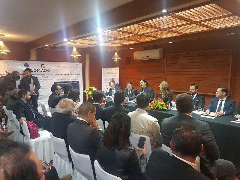 ¡Corrupción atenta contra Sistema de Justicia Penal Acusarorio!