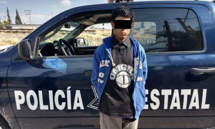 Presunto distribuidor de droga, detenido en San Francisco de los Romo