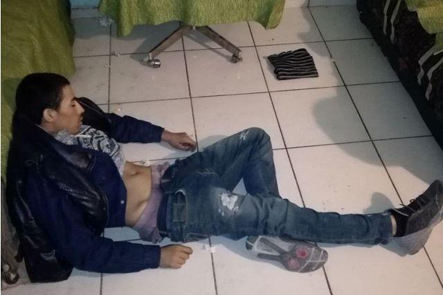 ¡De un balazo en el corazon es ejecutado un joven en Lagos de Moreno!