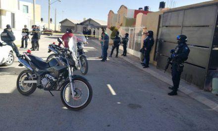 ¡En el año de la Seguridad de Zacatecas, Ejecutan a comandante de la Policía Estatal!
