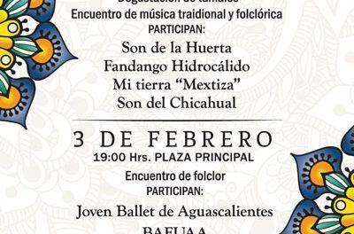 ¡Celebrará Jesús María el segundo Festival del Folclore 2018!
