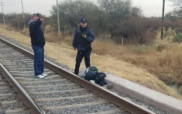 ¡Joven murió tras caer de un vagón del tren en movimiento en Aguascalientes!