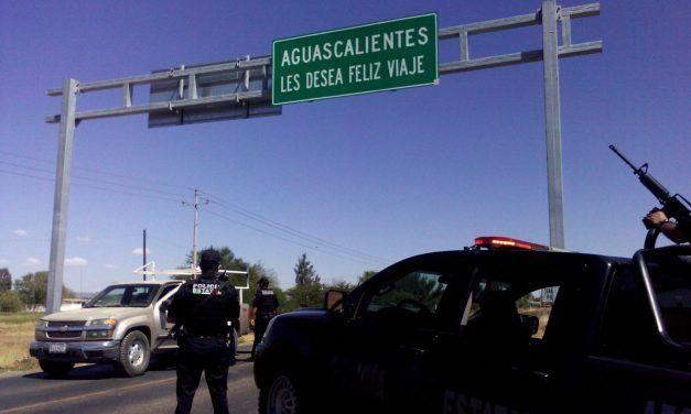 Refuerza la SSPE operativos de vigilancia en la frontera con el estado de Zacatecas