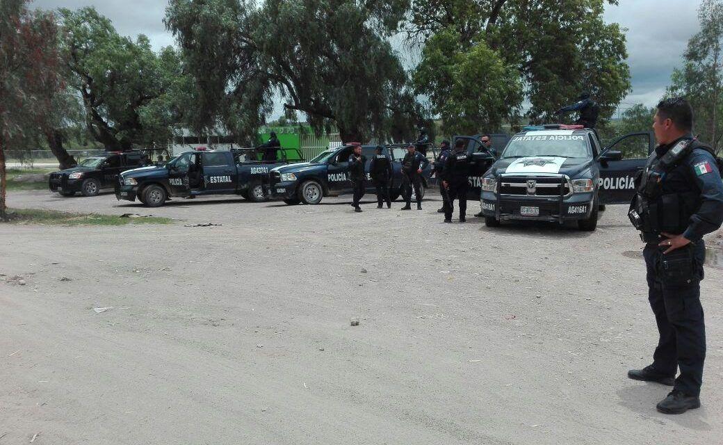 La SSPE registra la detención de más de mil 500 personas por delitos del fuero común y federal