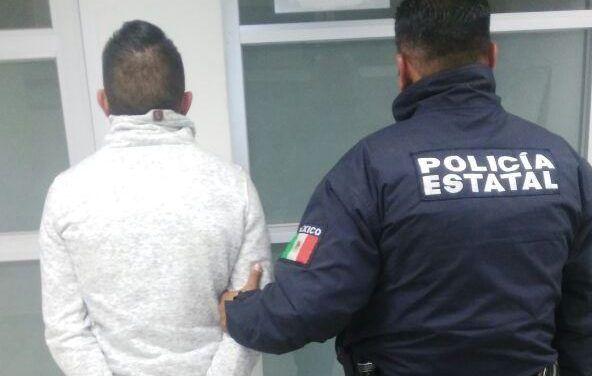 Detienen  elementos de la SSPE a un sujeto con una orden de aprehensión vigente por homicidio