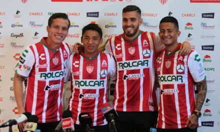 ¡Necaxa presentó a sus refuerzos de cara al Clausura 2018!
