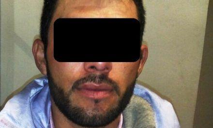 Detienen en Tepezalá a sujeto en posesión de droga