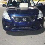 Conducía vehículo con reporte de robo y fue detenido por la Policía Estatal