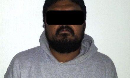 Detienen en Pabellón de Arteaga a sujeto con droga