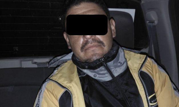 Detienen a sujeto con droga en Pabellón de Arteaga