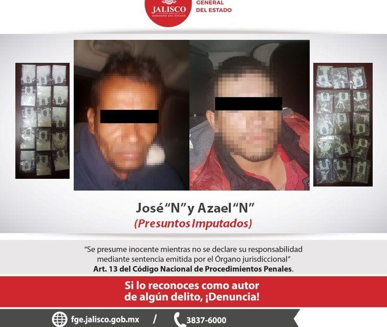 ¡Elementos de la Fuerza Unica capturan a 9 envenenadores en 5 municipios de Jalisco!