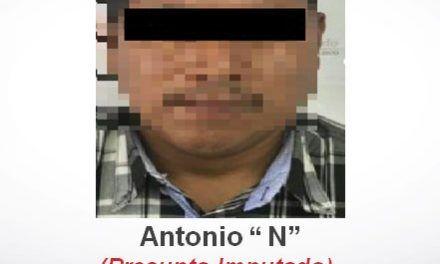 ¡Capturan a entrenador de futbol acusado de abuso sexual y corrupción de menores en Poncitlán!
