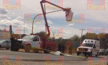 ¡Espantosa muerte de un trabajador del Ayuntamiento de Lagos de Moreno!