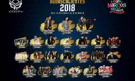 ¡Presentan la variedad para el Palenque de la Feria Nacional de San Marcos 2018!