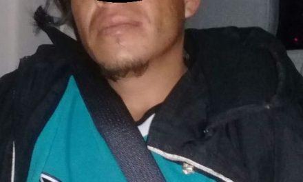 Detienen en Pabellón de Arteaga a sujeto con orden de aprehensión por delitos contra la salud