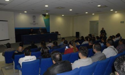 Establecen estrategias la SSPE y empresas de seguridad privada con motivo de la FNSM