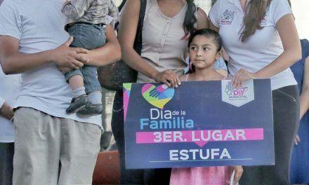 ¡Miles de aguascalentenses celebran con Tere Jiménez en Día de la Familia!