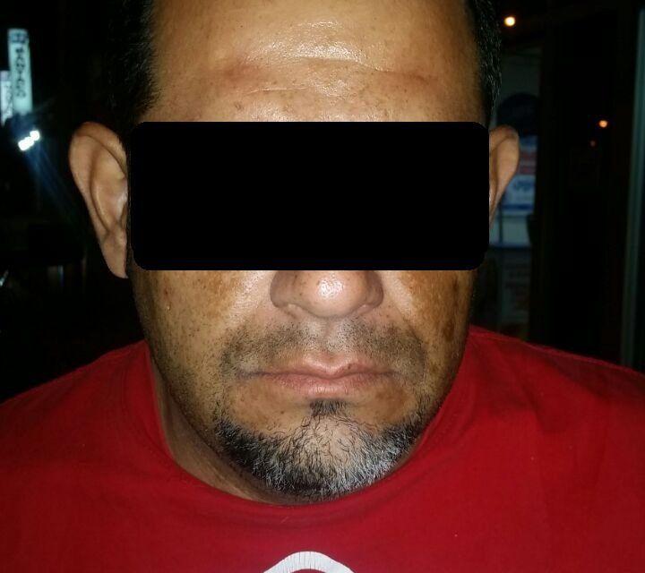 Luego de una persecución por el fraccionamiento Ojocaliente, Policías  Estatales capturaron a presunto distribuidor de droga