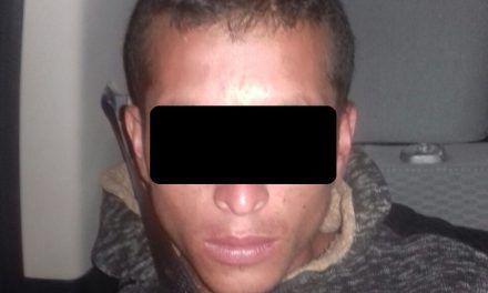 Detienen en Pabellón de Arteaga a sujeto acusado por daños