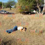 ¡Hallan sin vida a una mujer en unos campos de futbol en Aguascalientes!