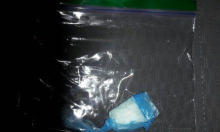 Detienen en Lumbreras a sujeto en posesión de droga