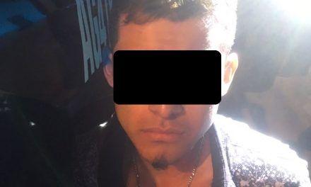 Presunto distribuidor de droga fue detenido por la Policía Estatal