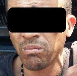 Elementos de la SSPE detuvieron a presunto distribuidor de droga en Calvillo