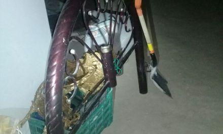 Recuperan policías objetos robados en San Francisco de los Romo