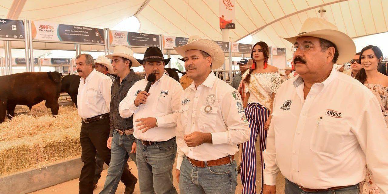 ¡Inauguran la Expo Ganadera de la Feria Nacional de San Marcos 2018!