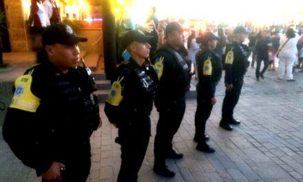 Un total de 114 personas han sido detenidas por elementos de la SSPE en la FNSM