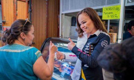 ¡Gestionará Martha González, recursos para la modernización del Centro Comercial Agropecuario!