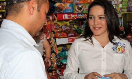¡Reforzará Martha Márquez medidas anticorrupción desde el Senado!