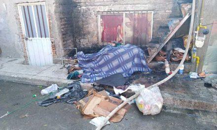 ¡Muere un pepenador en un incendio en Aguascalientes!