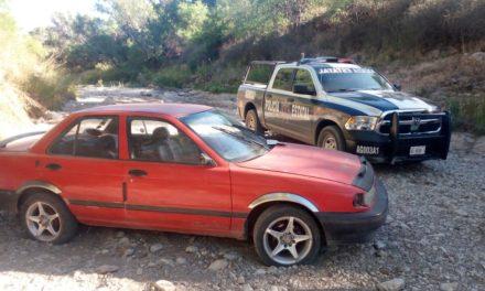 Fueron recuperados en las últimas horas cuatro vehículos reportados como robados