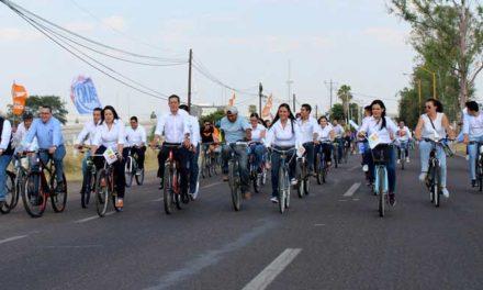 ¡Se registran ante el IEE pre candidatos a diputados locales de la Coalición por Aguascalientes al Frente!