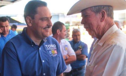 ¡Desde el Senado, reforzará Toño Martín del Campo el trabajo Legislativo a favor del sector rural!