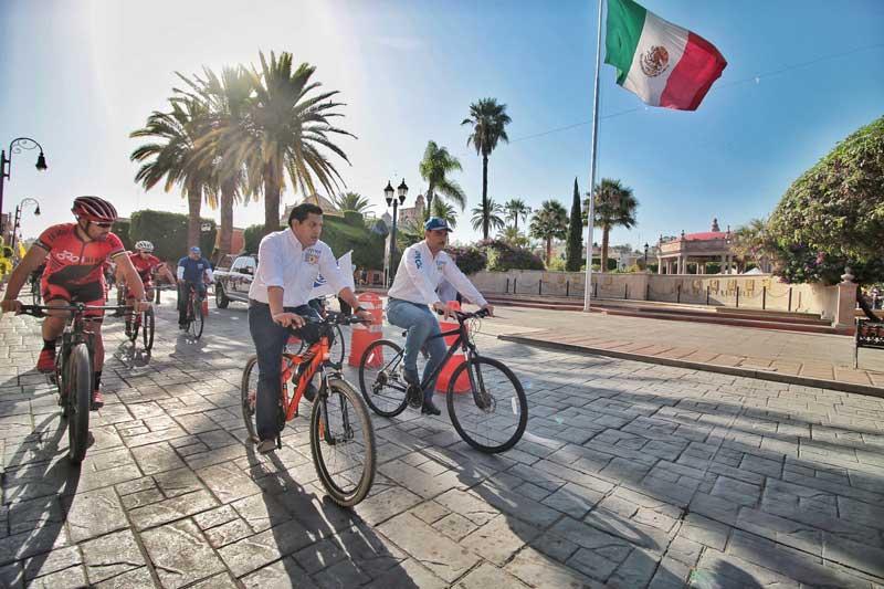 ¡Desde el Senado Toño Martín del Campo promoverá temas de movilidad en el estado de Aguascalientes!