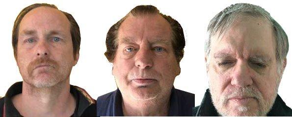 ¡Capturan a 3 fugitivos estadounidenses acusados de pornografía infantil en Nochistlán!