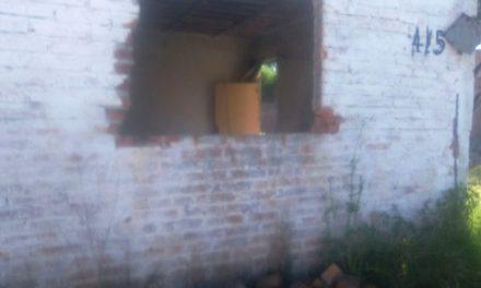 Desalojan elementos de la SSPE  a dos jóvenes en una vivienda abandonada en Norias de Paso Hondo