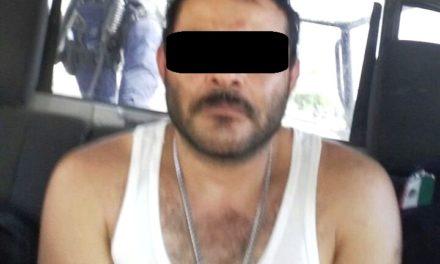 Detienen a presunto distribuidor de droga en el Puertecito de la Virgen
