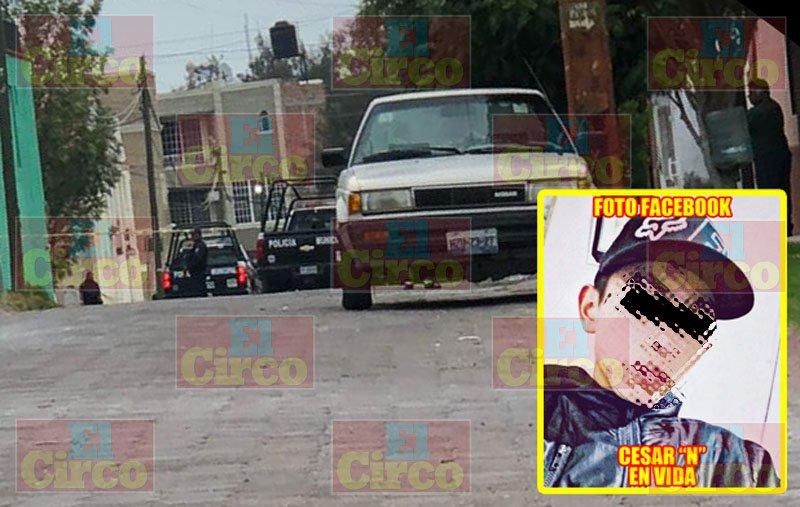 ¡Hallan cuerpo descuartizado de un adolescente en Lagos de Moreno!