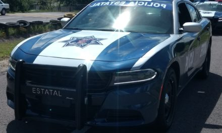 Recuperan estatales vehículo con reporte de robo