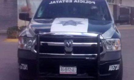 Presunto cristalero fue detenido por la policía estatal