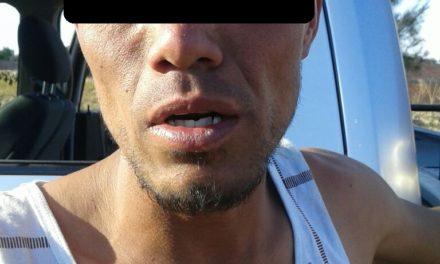 Fue detenido un sujeto relacionado con el robo de dos vehículos, los cuales fueron asegurados