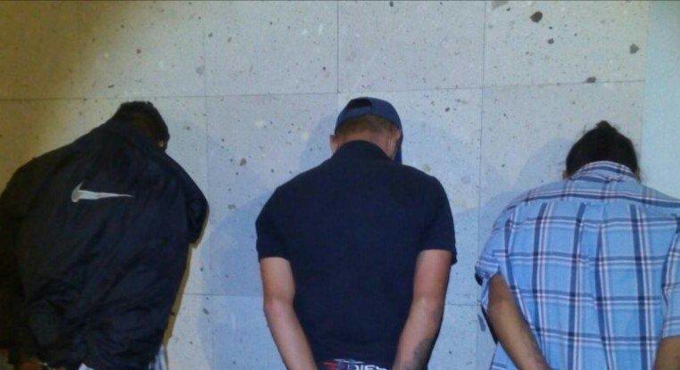 Desarticula Policía Estatal banda de presuntos robachoches