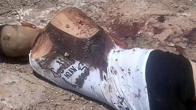 ¡Hallan a un hombre ejecutado en la carretera a El Puesto en Lagos de Moreno!